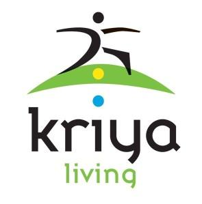 Kriya Living Logo 4-C